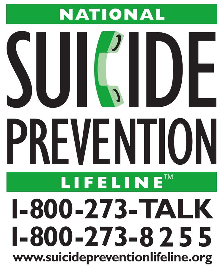 1800 273 TALK suicide prevention